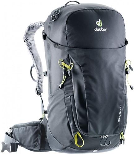 Deuter Trail Pro 32 black/graphite
