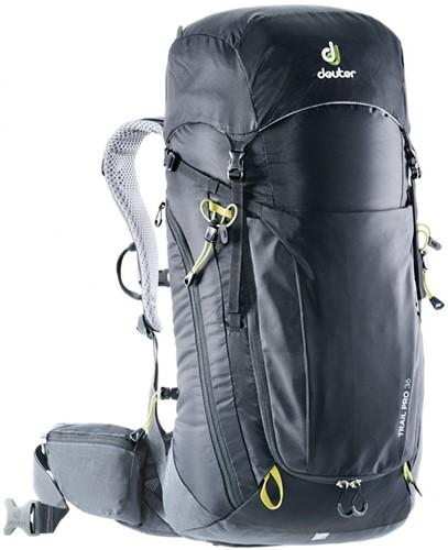 Deuter Trail Pro 36 black/graphite
