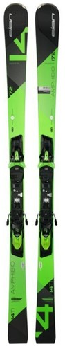Elan Amphibio 14Ti PS + ELX 11.0 GW Shift ski set 160 cm