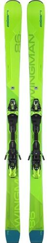 Elan Wingman 86CTi + EMX 12.0 GW Fusion X blk/grn 172 cm
