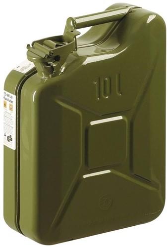 Benzinejerrycan Metaal 10L