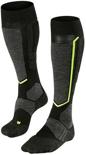 Falke SB2 Men snowboard socks black-mix 39-41