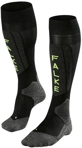 Falke SK5 Men ski socks black-lightning 42-43