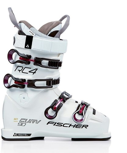 Fischer My Curv 90 Vacuum Full Fit ski boots (2018)