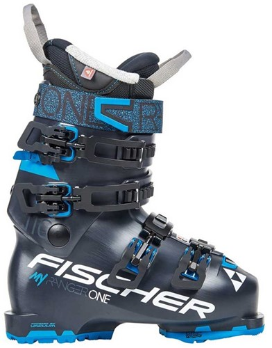 Fischer My Ranger One 110 PBV Walk ski boots