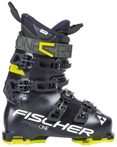 Fischer Ranger One 100 PBV Walk black/black/black 27.5