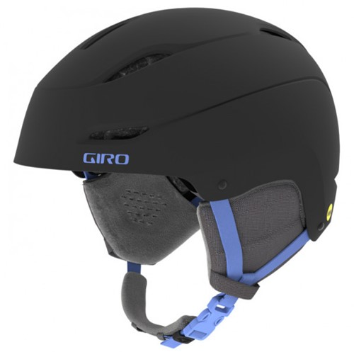 Giro Ceva MIPS matte black/shock blue M (55.5-59 cm)