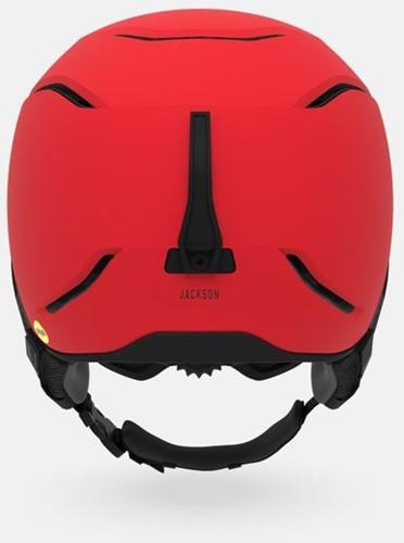 Giro Jackson MIPS matte bright red/black L (59-62.5 cm)