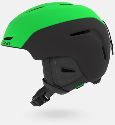 Giro Neo Jr. matte bright green M (55.5-59 cm)