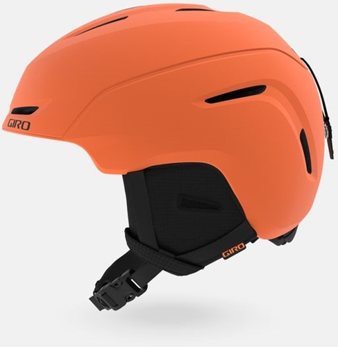 Giro Neo Jr. matte deep orange M (55.5-59 cm)