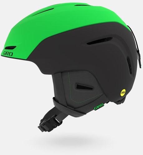 Giro Neo Jr. MIPS matte bright green S (52-55.5 cm)