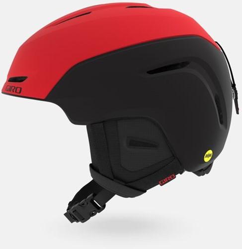 Giro Neo MIPS matte bright red/black M (55.5-59 cm)
