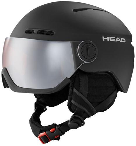 Head Knight black M/L (54-57 cm)