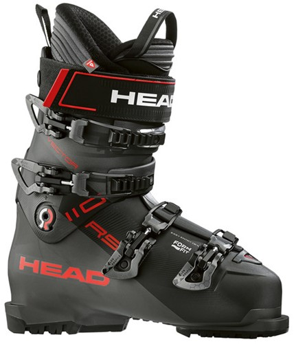 Head Vector 110 RS black/anthracite/red 28.5