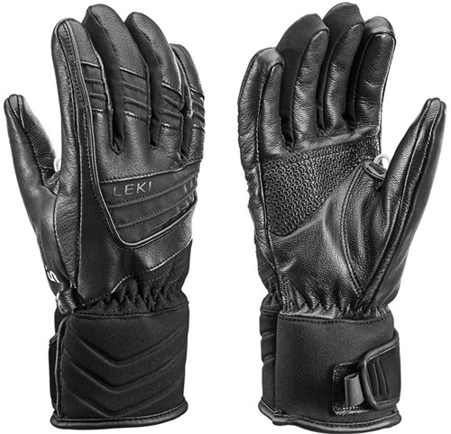 Leki Griffin S Lady Glove black 7.5 (2017)