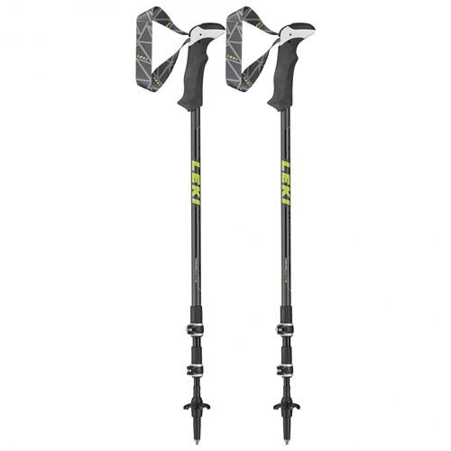 Leki Makalu Lite Trekkingstöcke antrazit 100-135 cm