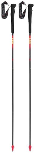 Leki Micro RCM Superlight carbon/rot 135 cm