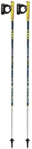 Leki Micro Trail TA dunkelblau 125 cm