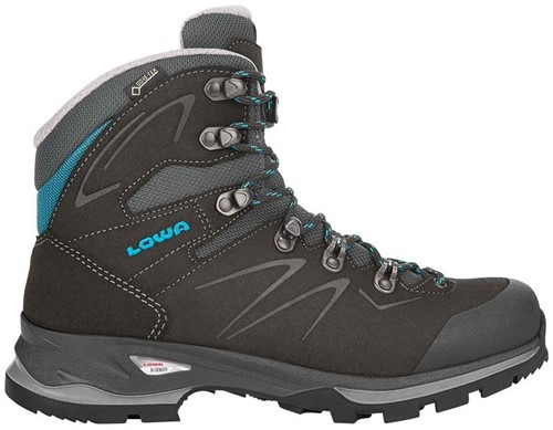 Lowa Badia GTX Ws anthracite/blue 37 1/2 (UK 4.5)