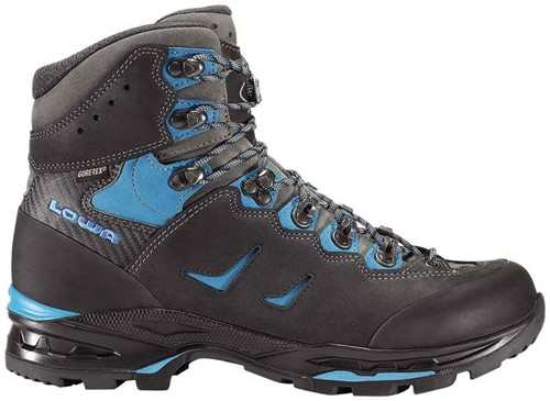 Lowa Camino GTX black/blue 47 (UK 12)