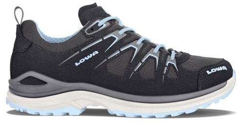 Lowa Innox Evo GTX Lo Ws black/ice-blue 41 1/2 (UK 7.5)