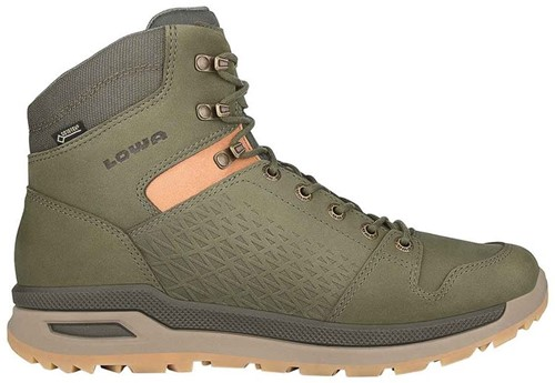 Lowa Locarno GTX Mid forest 42 1/2 (UK 8.5)