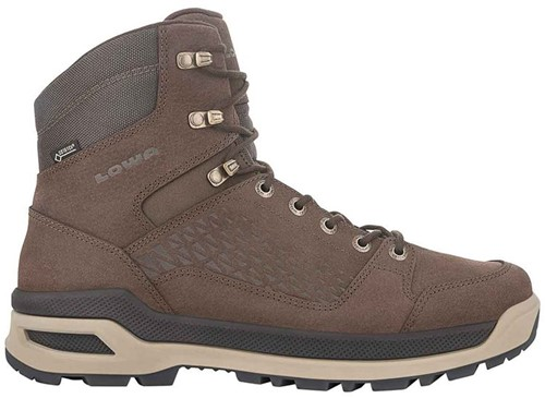 Lowa Locarno Ice GTX Mid dark-brown 42 (UK 8)