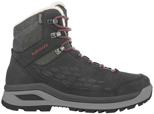 Lowa Locarno Ice GTX Mid Ws anthracite 37 1/2 (UK 4.5)