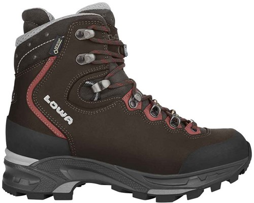 Lowa Mauria GTX Ws dark-brown/burgundy 37 (UK 4)