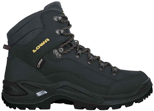 Lowa Renegade GTX Mid anthracite/mustard 43 1/2 (UK 9)