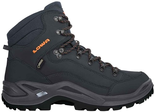 Lowa Renegade GTX Mid navy/orange 42 (UK 8)