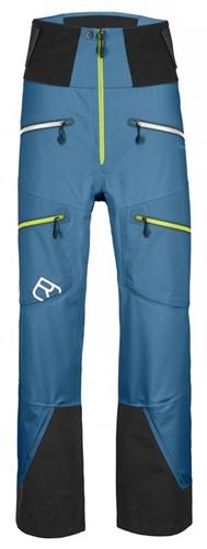Ortovox 3L Guardian Shell Pants M blue-sea S
