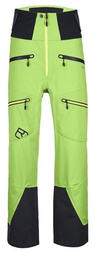 Ortovox 3L Guardian Shell Pants M matcha-green XL