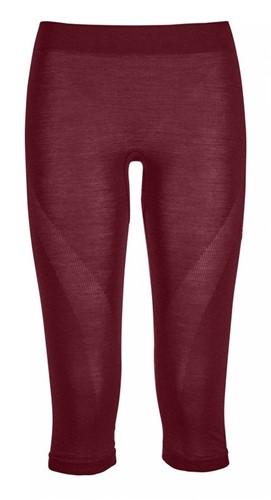 Ortovox 120 Comp Light Short Pants W dark-blood S