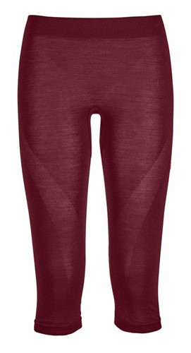 Ortovox 120 Comp Light Short Pants W dark-blood XS