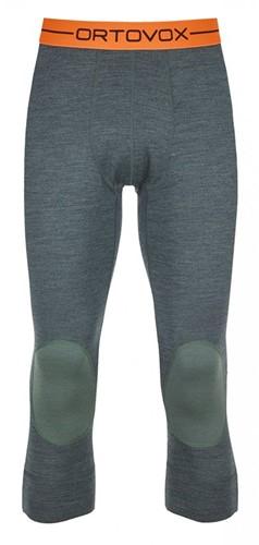 Ortovox 185 Rock'N'Wool Short Pants M green-forest-blend XL