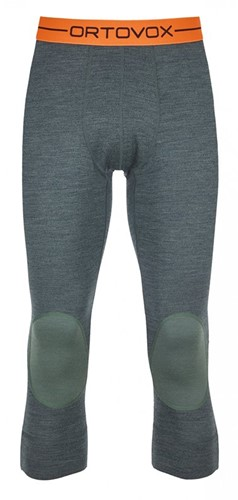 Ortovox 185 Rock'N'Wool Short Pants M green-forest-blend XXL