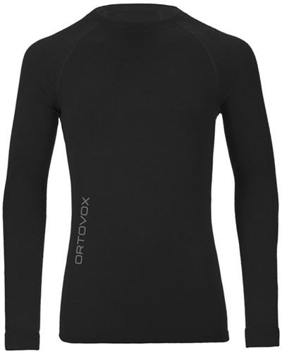 Ortovox 230 Competition Long Sleeve M black-raven S
