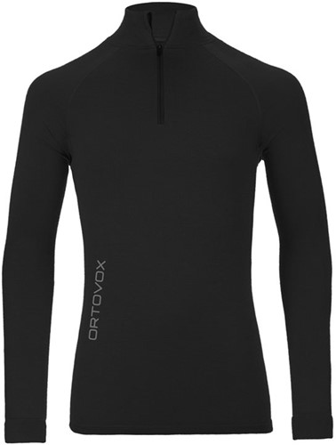 Ortovox 230 Competition Zip Neck M black-raven M