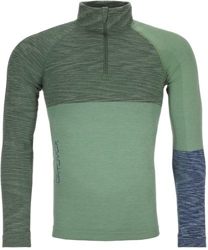 Ortovox 230 Competition Zip Neck M green-isar-blend S