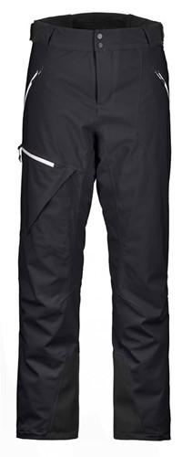 Ortovox 2L Swisswool Andermatt Pants M black-raven XXL