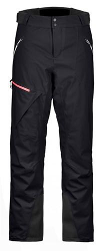Ortovox 2L Swisswool Andermatt Pants W black-raven L