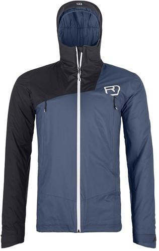Ortovox 2L Swisswool Leone Jacket M night-blue L