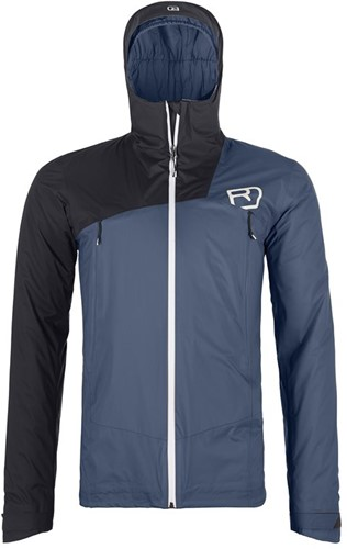 Ortovox 2L Swisswool Leone Jacket M night-blue XL
