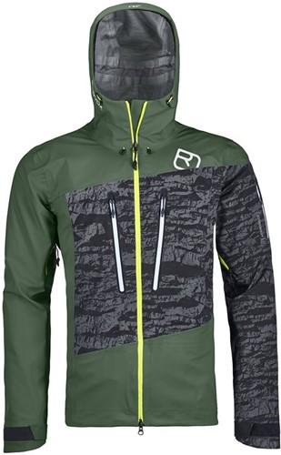 Ortovox 3L Guardian Shell Jacket M green-forest XL