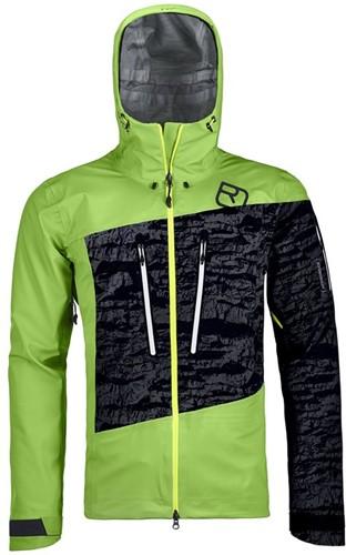 Ortovox 3L Guardian Shell Jacket M matcha-green XXL