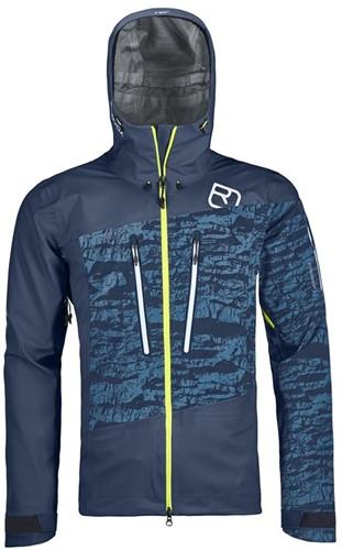 Ortovox 3L Guardian Shell Jacket M night-blue S