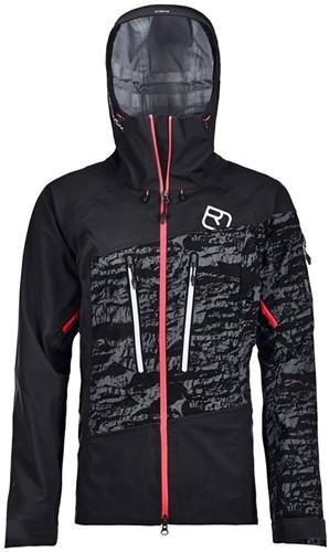 Ortovox 3L Guardian Shell Jacket W black-raven L