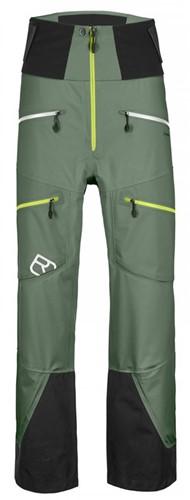 Ortovox 3L Guardian Shell Pants M green-forest L