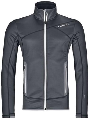Ortovox Fleece Jacket M black-steel L
